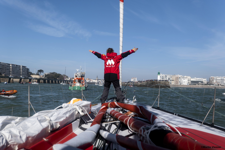 Vendée Globe : au-delà de la course, Isabelle Joschke se confie